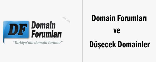 Düşecek Domainler ve Domain Forumları