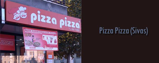 Pizza Pizza Sivas