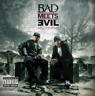 Eminem Hell The Squel Album Cover