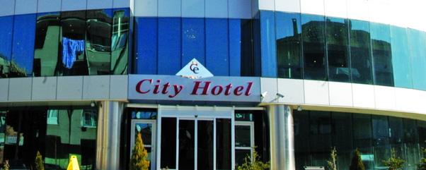 Etimesgut City Hotel