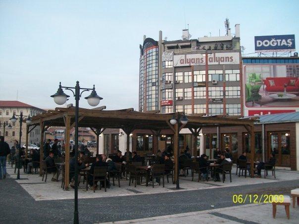 Sivas Belediyesi Selçuklu Sosyal Tesisleri Kafeterya
