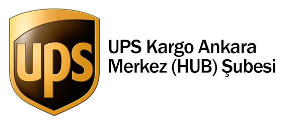 Ups Kargo Ankara Hub (Merkez) Şubesi