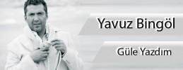 Yavuz Bingöl - Güle Yazdım